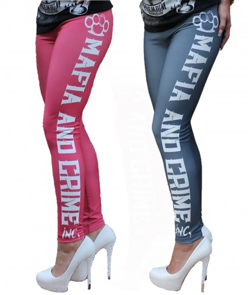 Mafia & Crime MC Ladies Leggings