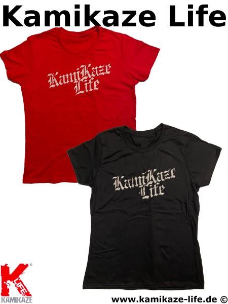 Kamikaze Life - Kamikaze Life Lady Shirt