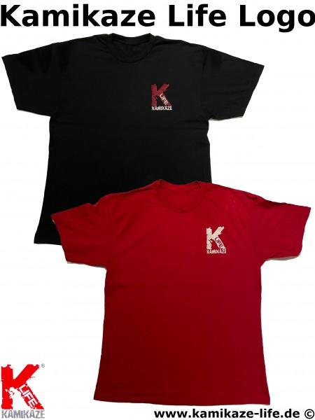 Kamikaze Life Logo T-Shirt